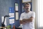 Andrey Voropal, người đứng đầu đội đua thuyền của Transnistria