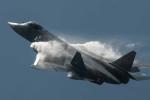Bộ Quốc phòng Nga trình làng video hoạt động đầu tiên của siêu chiến cơ Sukhoi T-50