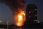 Cháy tháp 27 tầng ở London, nhiều người nhảy qua cửa sổ thoát thân