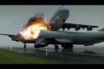 Thế giới vừa thoát khỏi thảm họa hàng không khủng khiếp nhất lịch sử trong gang tấc