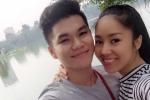 Lê Phương khoe ảnh cùng chồng sắp cưới dạo chơi Hà Nội