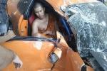 Mượn siêu xe tìm cảm giác mạnh, sư thầy Thái Lan gây tai nạn nghiêm trọng