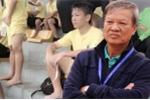 Vụ dọa 'cắt gân chân' cầu thủ Hà Nội, HLV Lê Thụy Hải: Làm thầy ai lại nói thế