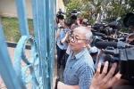 Bí ẩn người đàn ông tóc bạc trước đại sứ quán Triều Tiên ở Malaysia