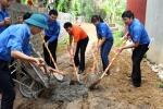 Đoàn Thanh niên Tập đoàn Dầu khí Quốc gia Việt Nam hoạt động an sinh xã hội tại Phú Thọ