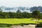 Sắp có kỳ quan golf bên vịnh Hạ Long