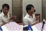 Clip: Nghi can hành hạ bé trai Campuchia khóc lóc, hoảng loạn tại cơ quan công an