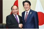 Thủ tướng Shinzo Abe và phu nhân thăm chính thức Việt Nam