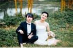 Ảnh cưới cô dâu chú rể 'hoán đổi giới tính' khiến người xem không nhịn được cười