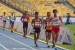 Thành Ngưng lỡ huy chương đi bộ vì đối thủ chạy hơn 1 vòng?
