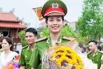 Nữ thủ khoa kép của Học viện Cảnh sát xinh xắn sở hữu thành tích 'khủng'