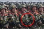 Hinh anh Vu khi Trieu Tien khoe trong le duyet binh la do gia