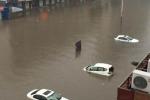 123 người chết và mất tích do mưa lũ tại miền Bắc Trung Quốc