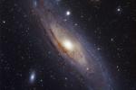 Hình ảnh thiên hà kỳ ảo qua ống kính nhiếp ảnh