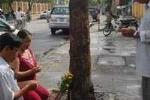 Hà Nội: Phát hiện thi thể người đàn ông bên gốc cây