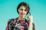 Hoa khôi Trần Thị Quỳnh khoe sắc vóc 'gái một con' dịu ngọt