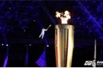Video: Màn pháo hoa rực sắc màu tại Lễ khai mạc SEA Games 29