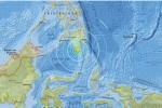 Động đất mạnh 6,8 độ Richter làm rung chuyển bờ biển Philippines