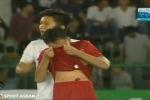 Thua U16 Australia, cầu thủ U16 Việt Nam òa khóc tức tưởi