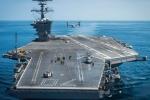 Triều Tiên cảnh báo khi tàu sân bay Mỹ tiến đến