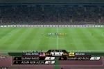 U22 Malaysia nhọc nhằn đánh bại U22 Brunei