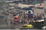 Cảnh sát Phần Lan nổ súng, bắt kẻ tấn công bằng dao trên phố