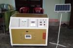 Độc đáo chiếc máy ấp trứng tự động của học sinh lớp 11