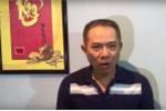 Hinh anh Du co nguoi to Huong Giang gia tao, nghe si Trung Dan van dang video chap nhan loi xin loi 3