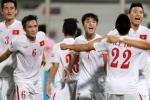 Chính thức công bố danh sách U20 Việt Nam tập trung chuẩn bị U20 Thế giới 2017