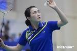 Vũ Thị Trang gác vợt trước tay vợt số 6 thế giới