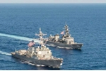 Trung Quốc cảnh báo Nhật Bản tuần tra Biển Đông là 'chơi với lửa'