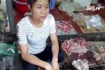 Chủ sạp thịt lợn giá rẻ xin giảm tội cho 2 phụ nữ hắt dầu luyn