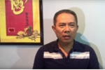 Hinh anh Du co nguoi to Huong Giang gia tao, nghe si Trung Dan van dang video chap nhan loi xin loi