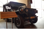 'Jeep lùn' giá 400 triệu đồng: Nhân chứng của khoảnh khắc độc lập