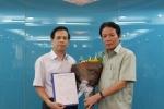 Bộ TT&TT bổ nhiệm Cục trưởng Cục Thông tin cơ sở