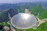 'Thiên nhãn' Trung Quốc tham vọng tìm người ngoài hành tinh