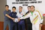 Trực tiếp Futsal SEA Games 29: Việt Nam vs Thái Lan 14h, 18/8
