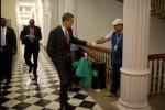 Những khoảnh khắc đẹp của ông Obama trong 8 năm làm tổng thống