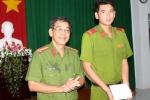 Chiến sĩ nghĩa vụ đạt điểm 10 môn Sử nhận quyết định khen thưởng đột xuất