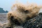 Bão số 7 Sarika chính thức đổ bộ vào biển Đông
