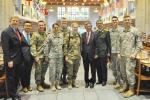Đại sứ Việt Nam tại Mỹ thăm Học viện quân sự West Point