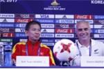 HLV U20 New Zealand chỉ rõ điểm mạnh nhất của U20 Việt Nam