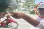 Xe ôm doạ rút dao đâm chết tài xế GrabBike vì 'tranh giành khách'