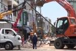 Video: Hiện trường sập nhà 2 tầng khiến cụ ông chết thảm ở Bình Định