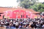 Hàng nghìn người về Văn Miếu dự Ngày thơ Việt Nam 2017