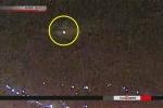 Video: Truyền thông Nhật Bản tung video xác tên lửa Triều Tiên rơi xuống biển