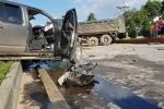 Tông đuôi xe tải, 8 người thương vong: Xác định nguyên nhân ban đầu