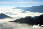 Ảnh: Ngỡ ngàng vẻ đẹp 'thiên đường' mây Tà Xùa