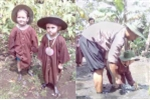 Cặp song sinh của diva Hồng Nhung được dạy như 'con nhà nông'