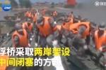 Video: Quân đội Trung Quốc xây cầu dài hơn 1km trong... 27 phút